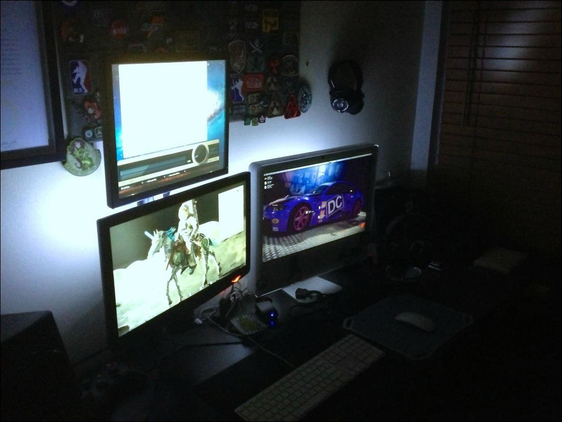 22 Amazing Gaming Room Set Ups