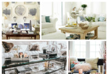 Different Ways to Style your Coffee Table