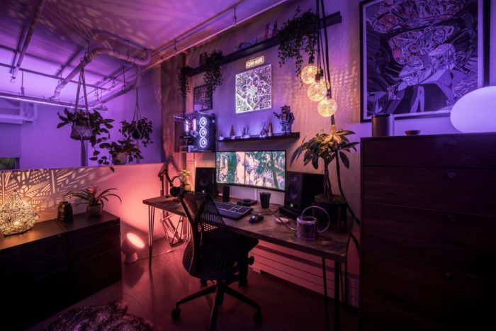 Psychedelic Jungle Loft