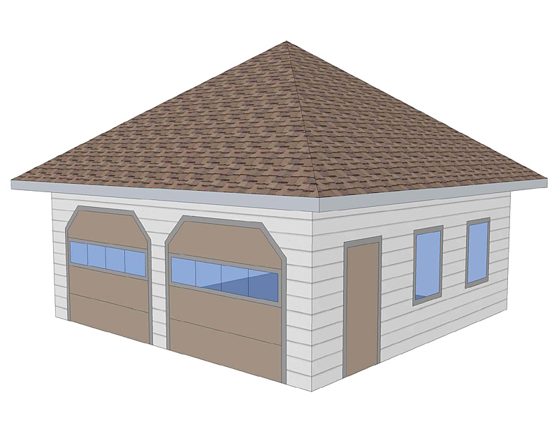 Different Types Roof Styles on saltbox shed