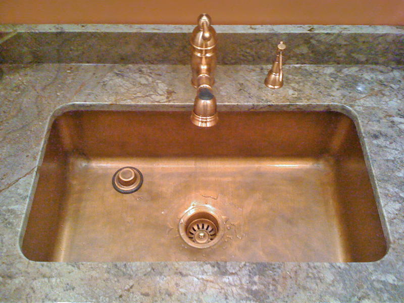 Kitchen Striking Extra Deep Single Bowl Sinks Undermount Kitchen Copper Sink  Types And Models Awesome Kitchen Sinks