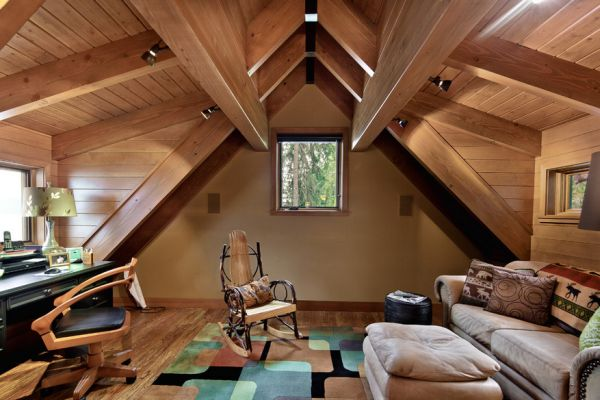 Creativity & Why You Should Live in an Attic Apartment