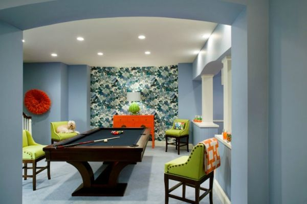 ideas for making your basement brighter