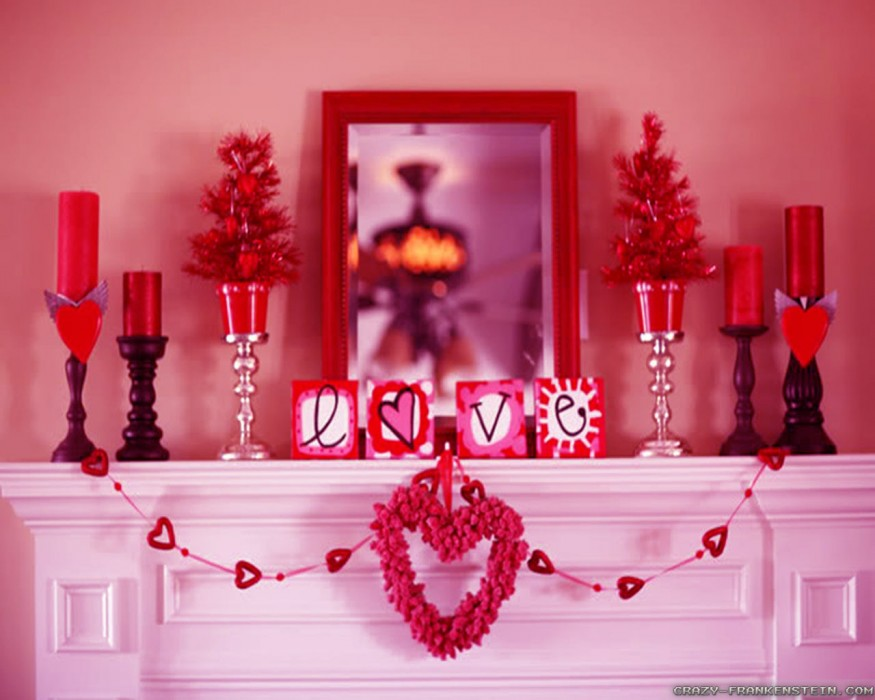 romantic valentines day table decoration ideas