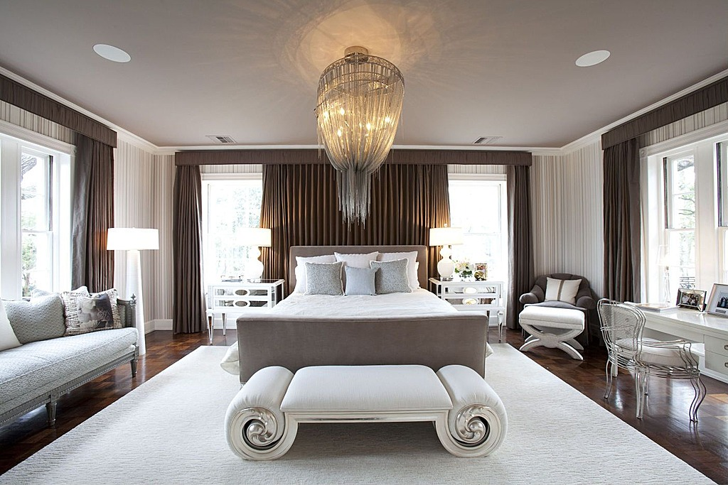 Creating a master bedroom sanctuary Modern chic master bedroom