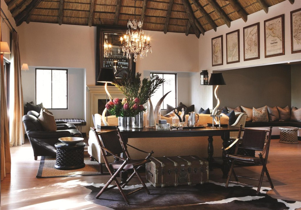Take a walk on the wild side safari decorating for African house decoration
