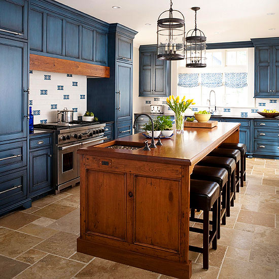 New Orleans Kitchen Island