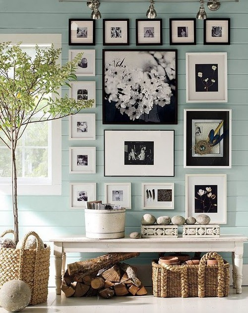 Wall Colour Inspiration: Decorating With What You Love