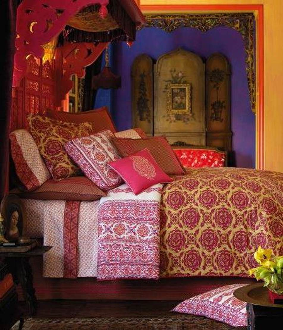Free Spirited Bohemian Interior Design