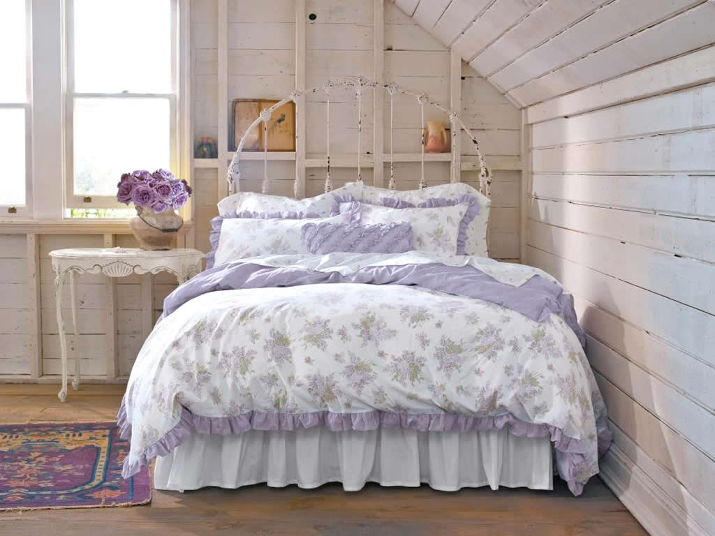 inspired bedrooms enchanting white paint wood wall shabby chic bedroom with iron bed frame and wood flooring also white classic bedside table beautiful beautiful shabby chic style bedroom