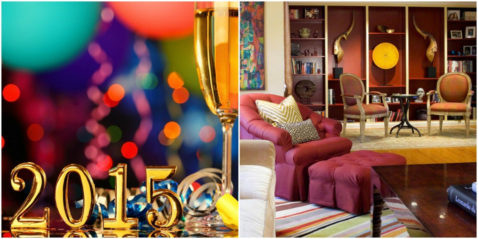New year decorating resolutions