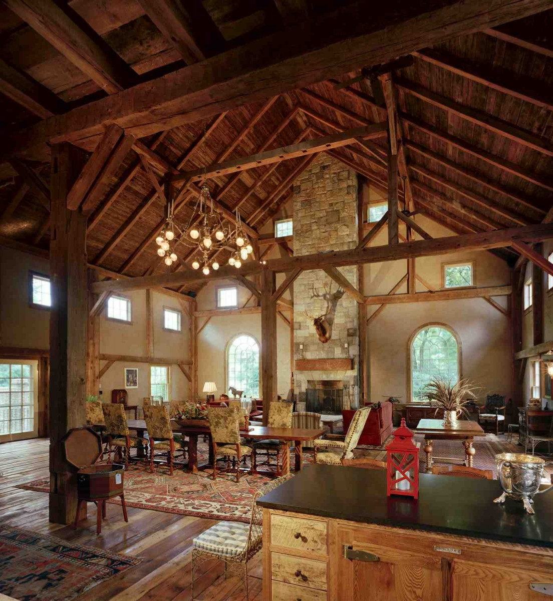 The converted barn as home Converted barn homes for sale in texas