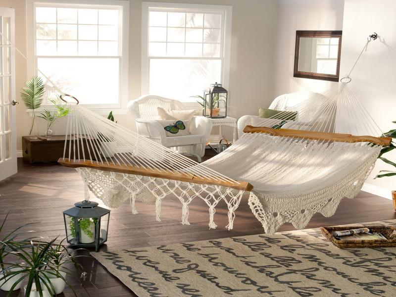 introduce a refined and classic look to your hammock and living room