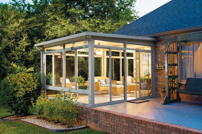 Sunroom designs to brighten your home Solarium designs