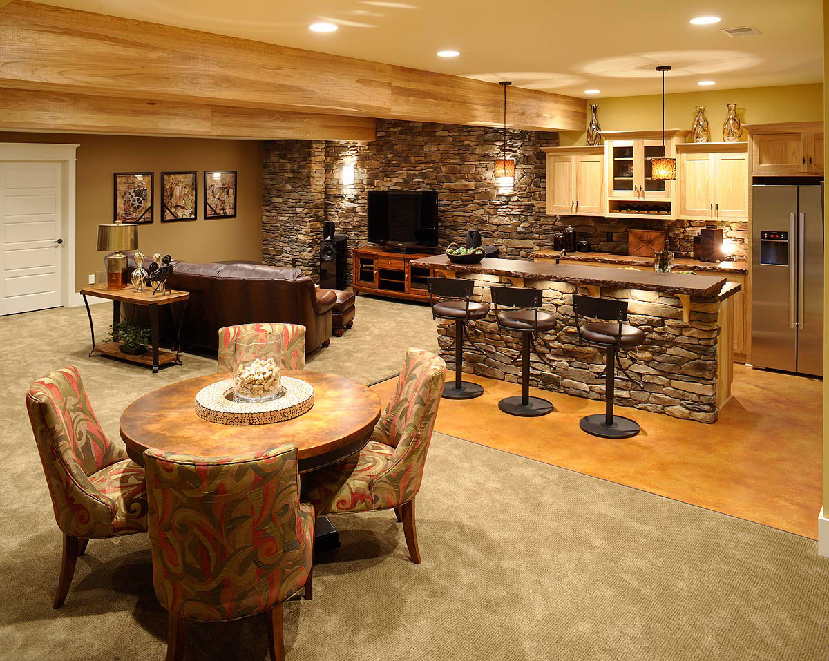 Convert Your Basement into a Bright and Comfortable Space