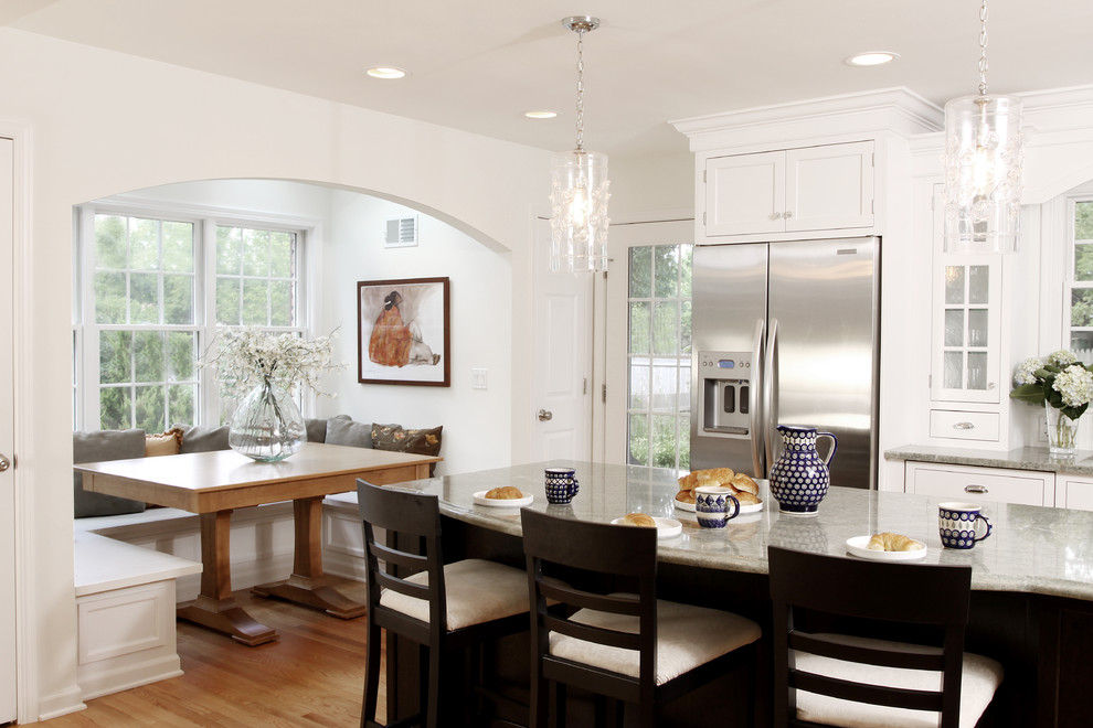 Designing a kitchen nook - Kitchen nook table ideas ...