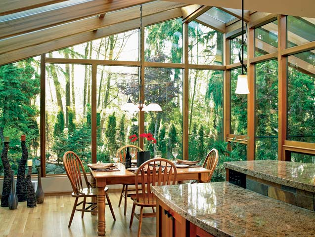Sunroom designs to brighten your home Solarium design