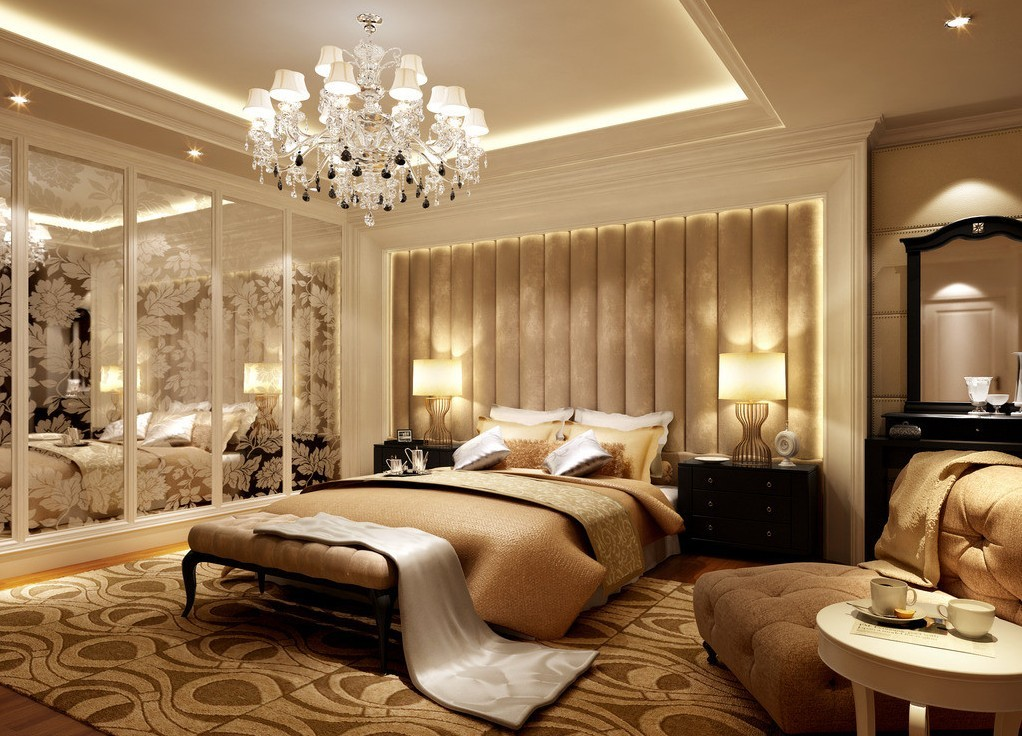 The diva den doesn t have to be a den   this bedroom. Neoclassical theme interior design   3dhouse777   Livinator