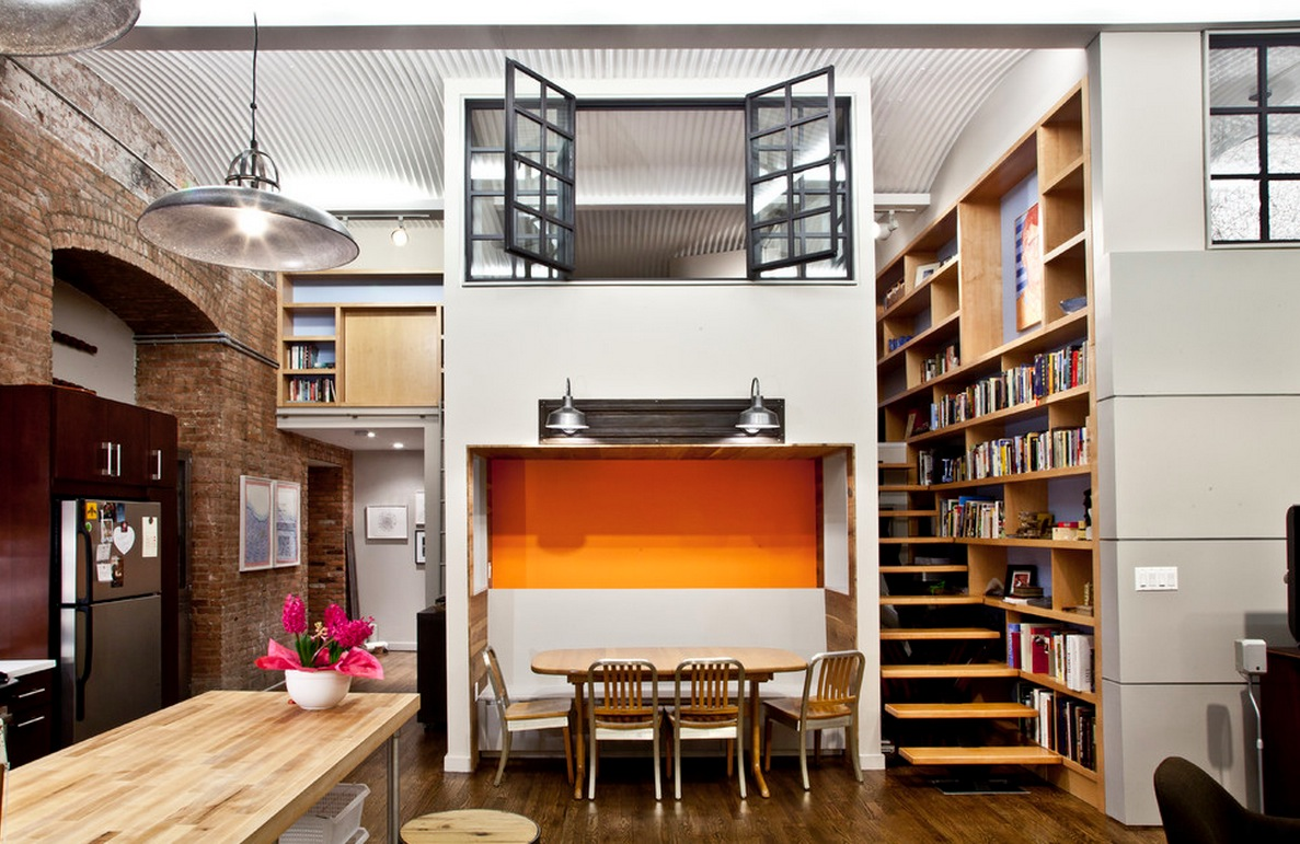 7 ways to make the most of loft space - Home interior design ideas for small spaces ...