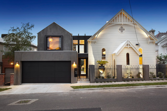 Church to home conversion