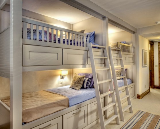 Bunk Beds For Creative Bed Time Fun