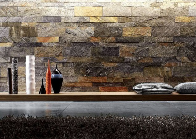 Stone veneers are available in a variety of colors and styles