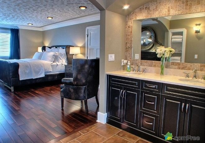 pictures of master bedrooms and bathrooms open bathroom concept for master bedrooms 20753