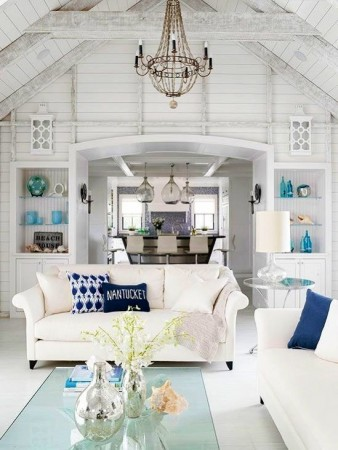 The bright and airy coastal cottage