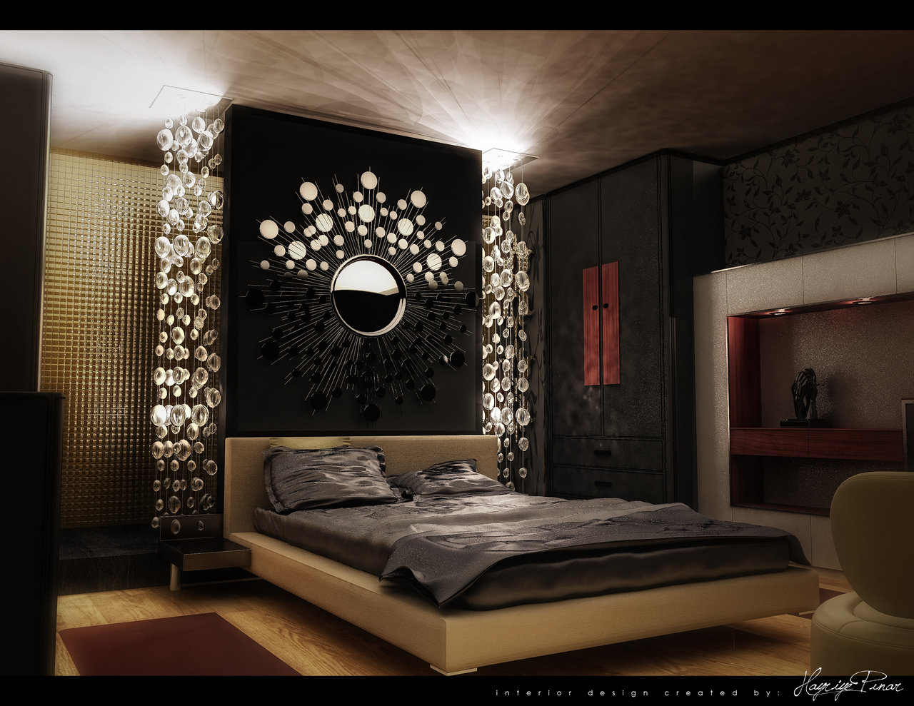 Creative Bedroom Ideas 10 ways to decorate your bed wall