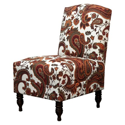 Paisley upholstery