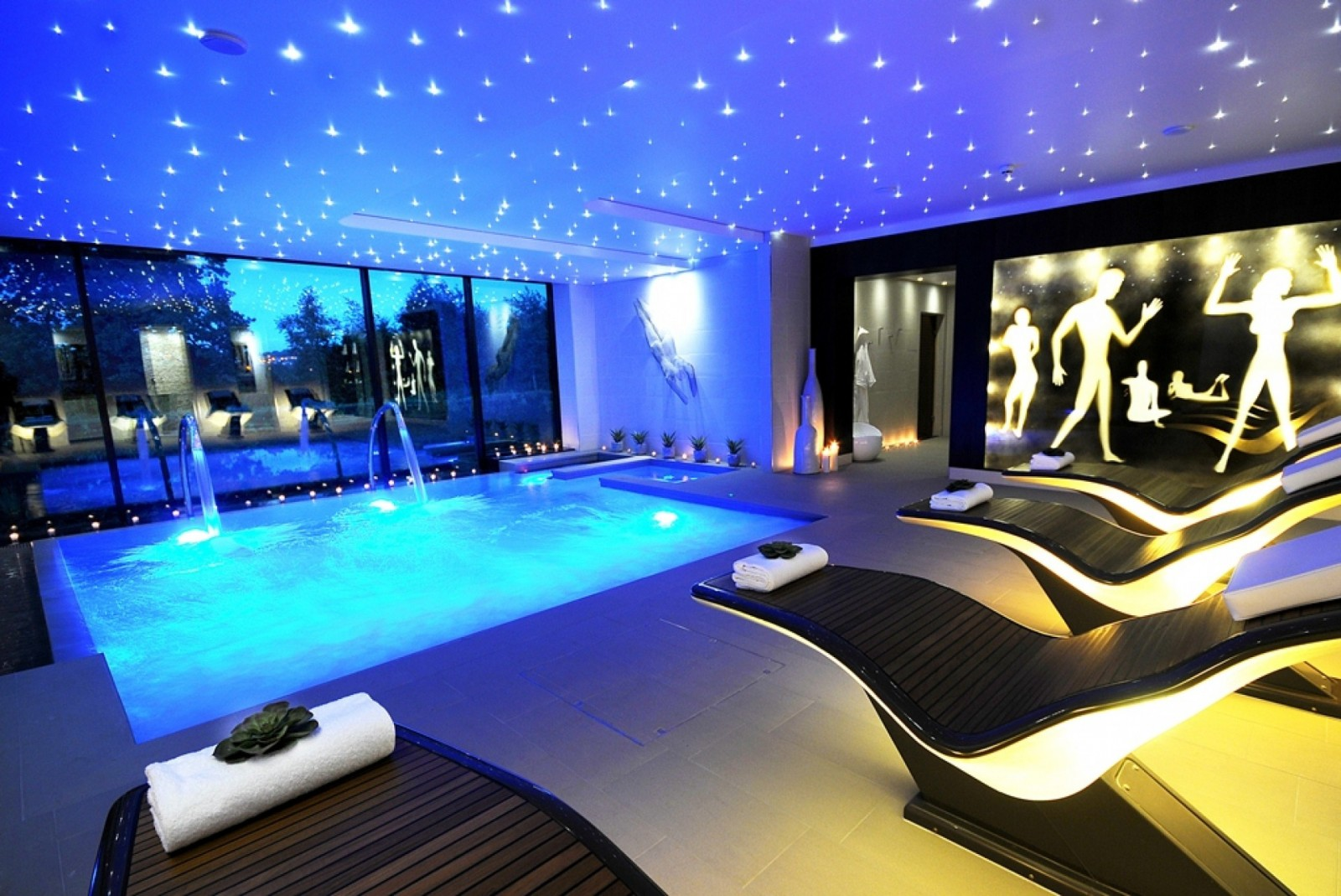 Indoor swimming pools to inspire - Luxury swimming pools ...