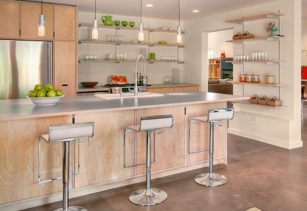 open shelving in the kitchen las mejores fotos e ideas de repisas de madera