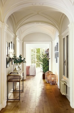 A lovely entry hall
