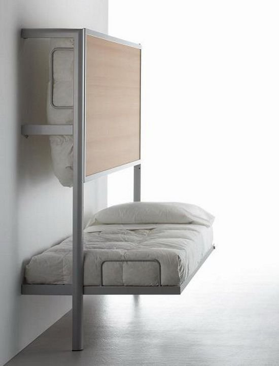 Space saving beds for small apartments - Space saving beds ...