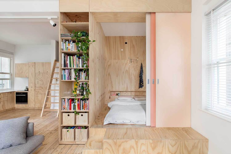 flinders-lane-space-efficient-apartment-clare-cousins-architects-1