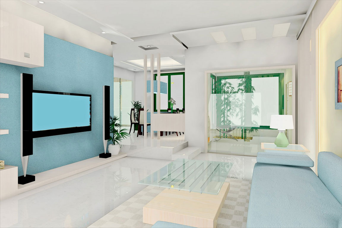 Color In Interior Design Concept an interior design tribute to blue