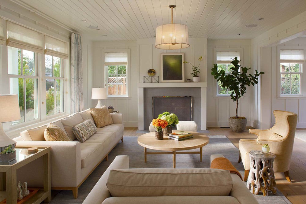 modern farmhouse style a little bit country a little