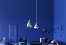 Blue is a favorite among many for home interiors