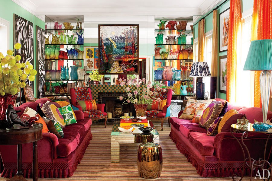 5 Reasons to Love Eclectic Maximalist Style