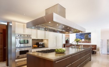 Streamlined functionality in the modern kitchen
