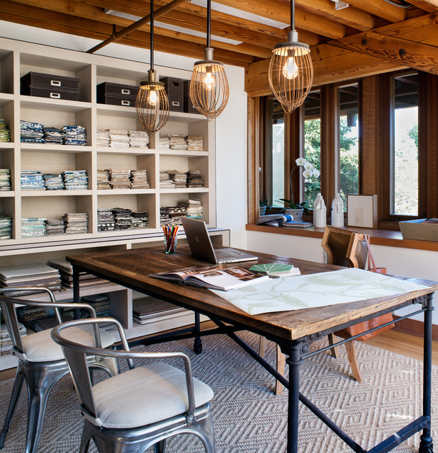 inspiring home office contemporary workspace industrial styled home office inspiring home offices that break the mold