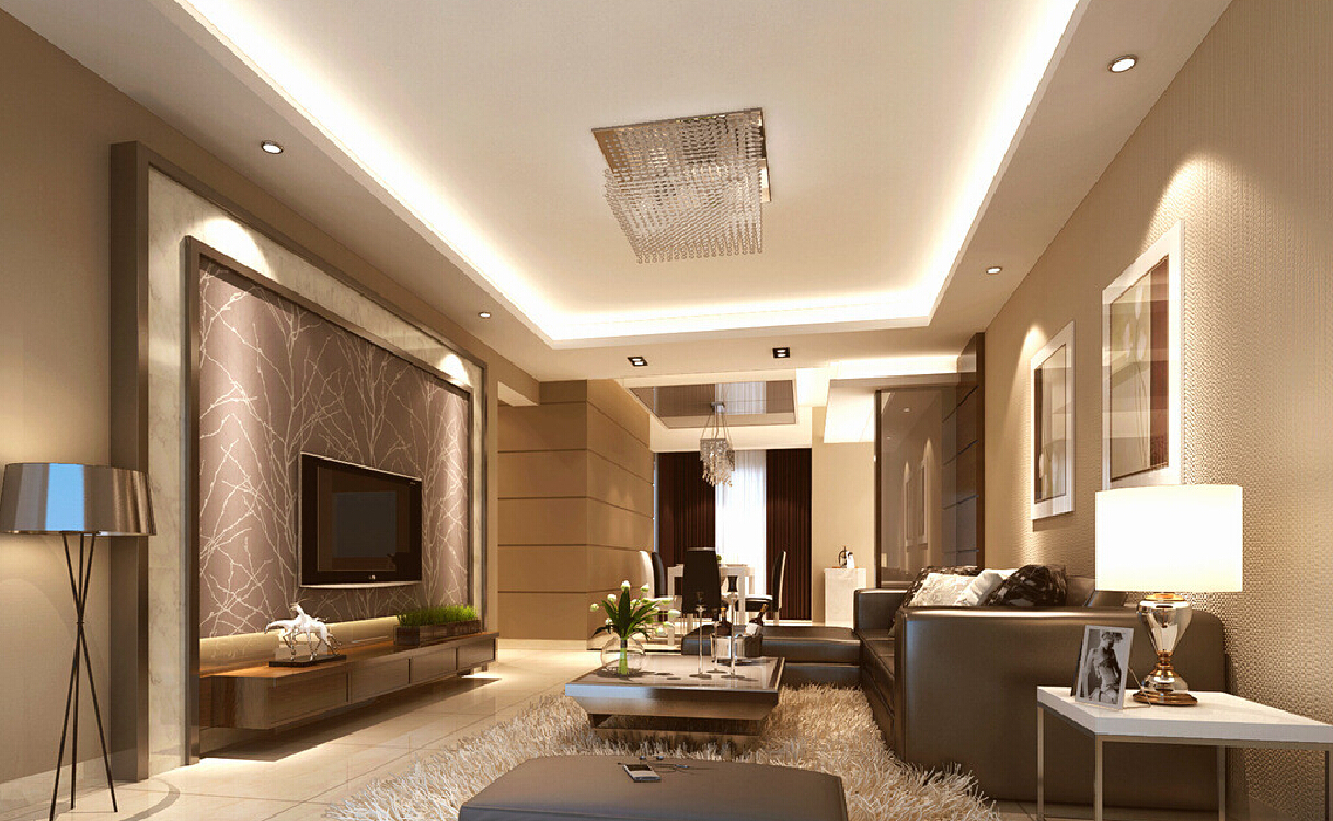 Minimalist interior design is maximum on style for An interior decorator
