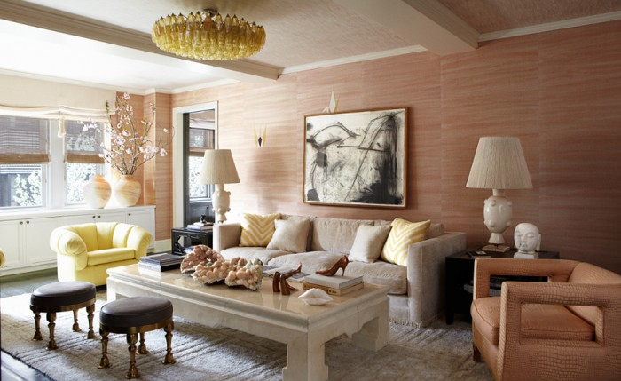 Cameron Diaz's Manhattan residence designed by Kelly Wearstler