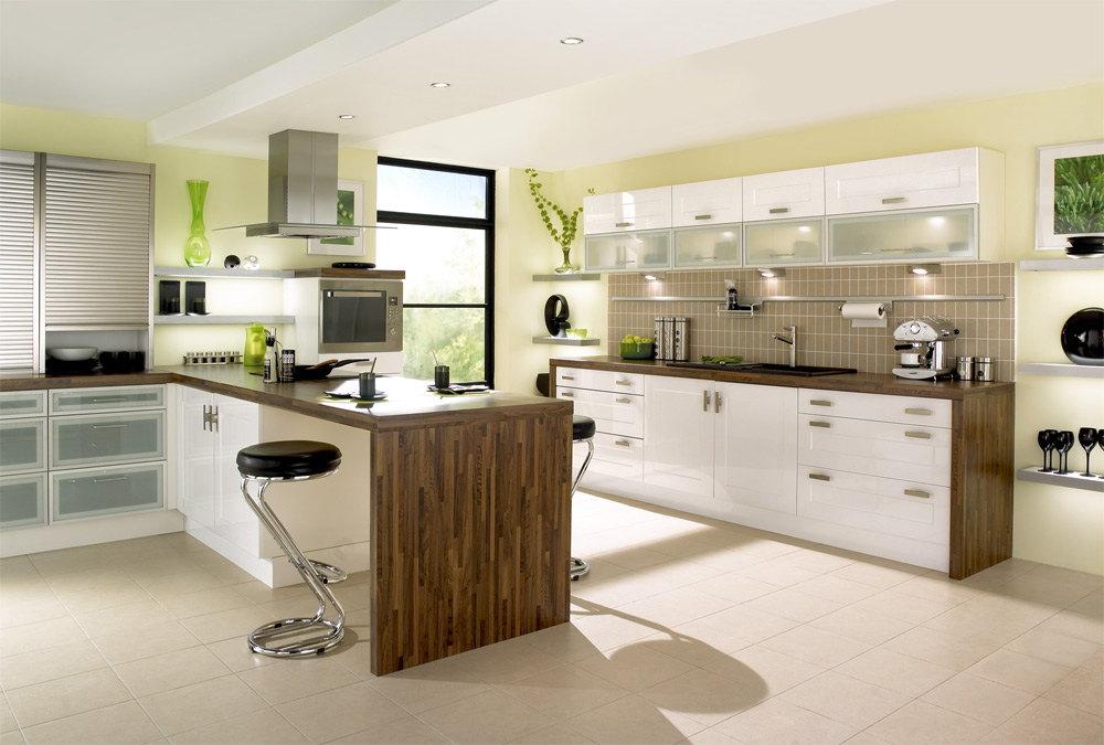 Modern Kitchen Interior Design 3 Amazing Inspiration