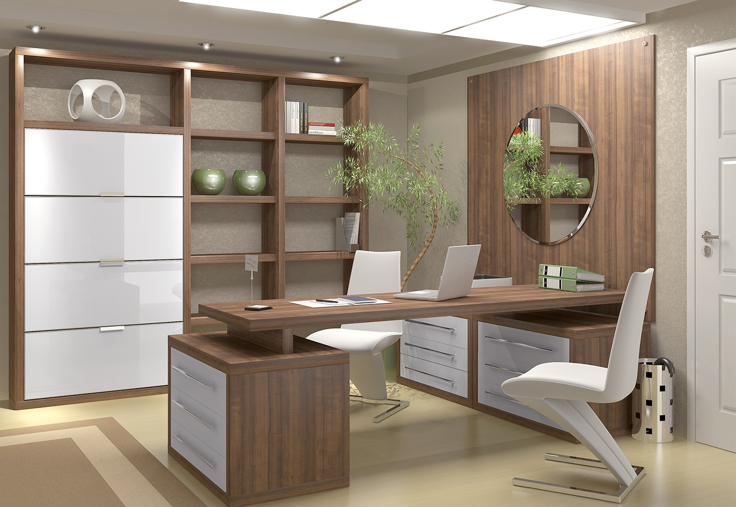Home Offices Cool Inspiring Home Offices That Break The Mold