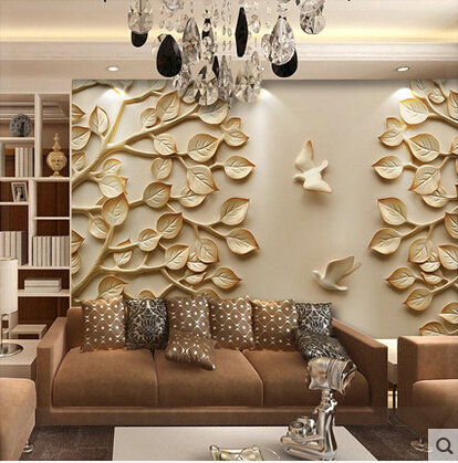 With colorful paint colors living room paint colors living room color - Bring Your Walls Alive With 3d Panels