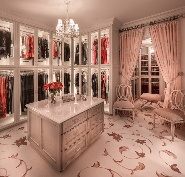 Luxury walk in closets - Pictures of walk in closets ...