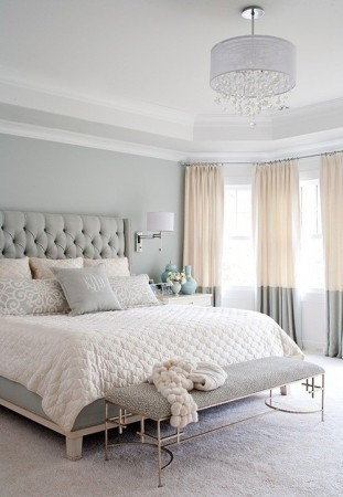 stylish classic bedroom