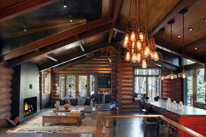 Modern Rustic Interior Design modern rustic style is the perfect blend
