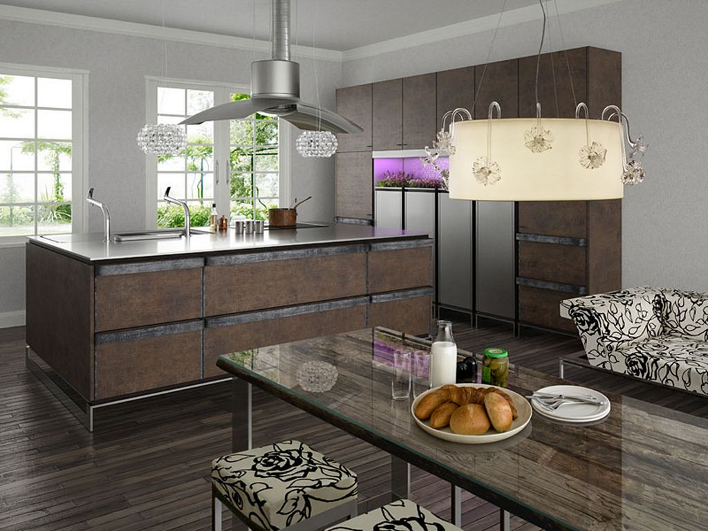 Kitchen Modern Rustic modern rustic style is the perfect blend